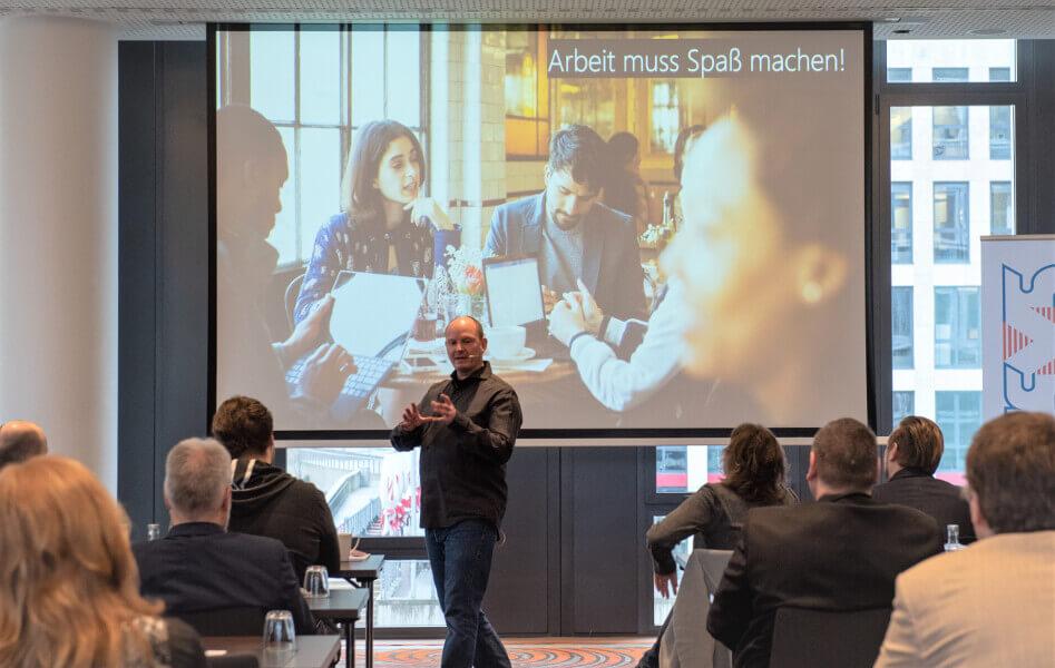 Vortrag Stig Nigaard