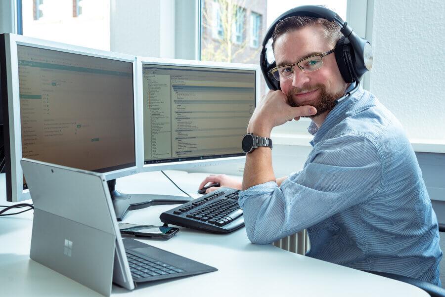 Stellenangebot IT-Support-Mitarbeiter (m/w/d) in Bremen