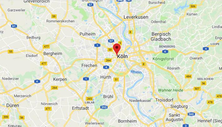 Aachener Strasse 34 Koeln