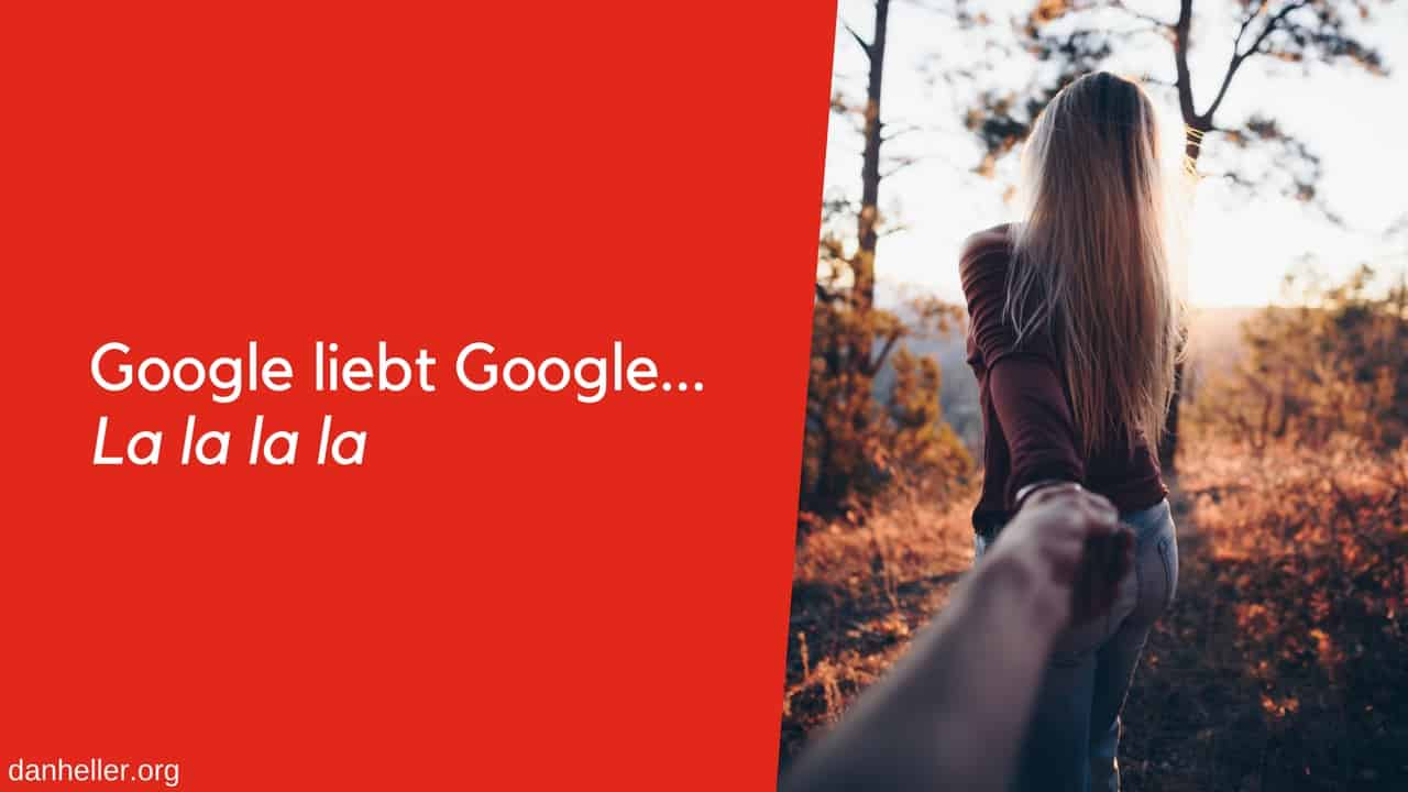 Google liebt Google MyBusiness