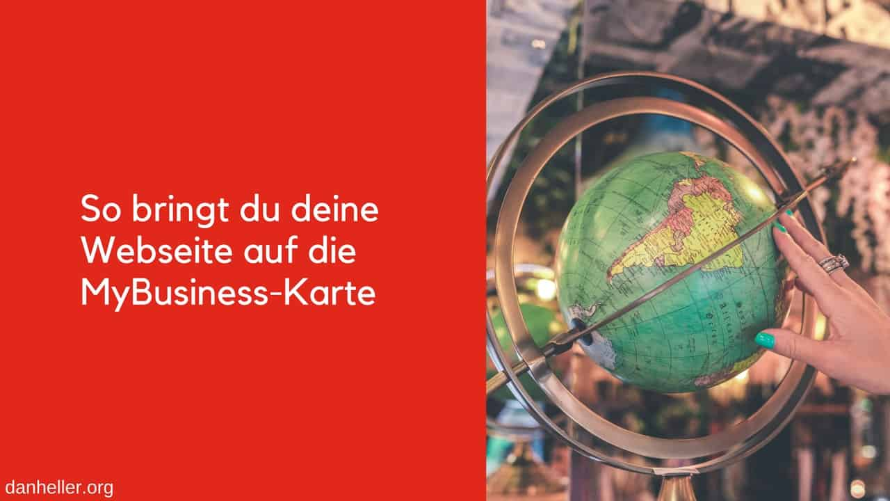 MyBusiness Karte