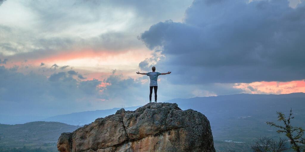 Lass los. | 20 Dinge, die du aufgeben musst, um glücklicher zu sein