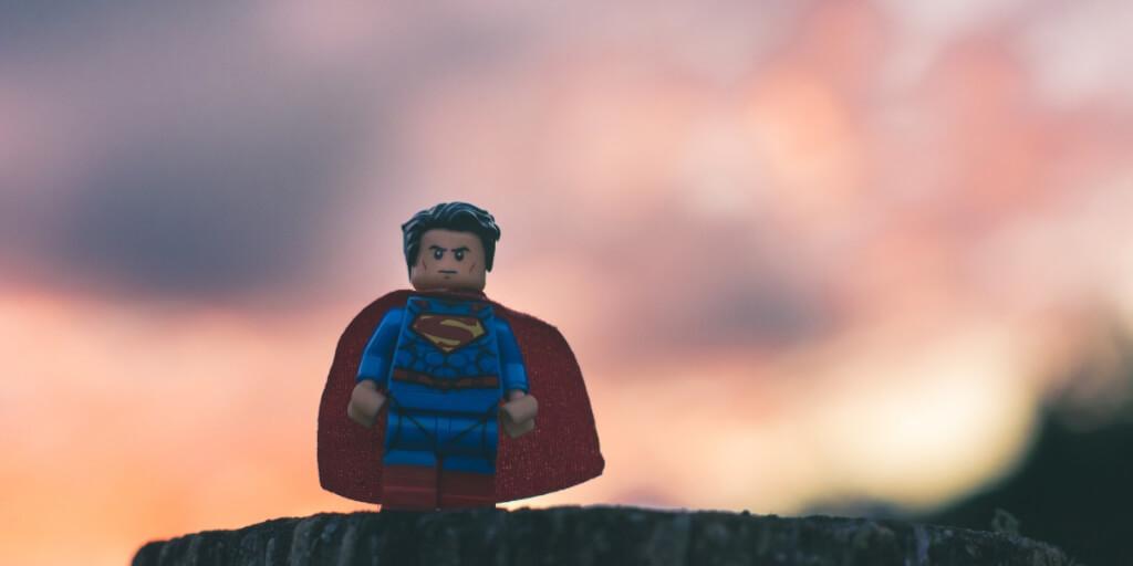 Ein stinknormaler Superheld
