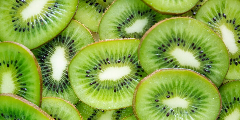 Kiwis sind das Top-Secret gesunde Power-Food
