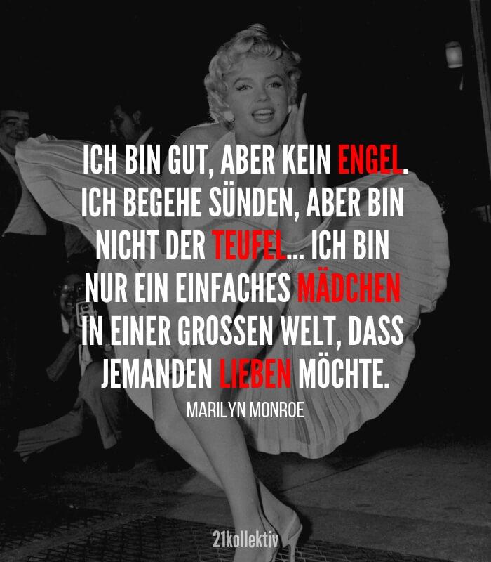 sprüche marilyn monroe Tolle Marilyn Monroe Zitate & Fakten, die dich inspirieren werden ✌ sprüche marilyn monroe