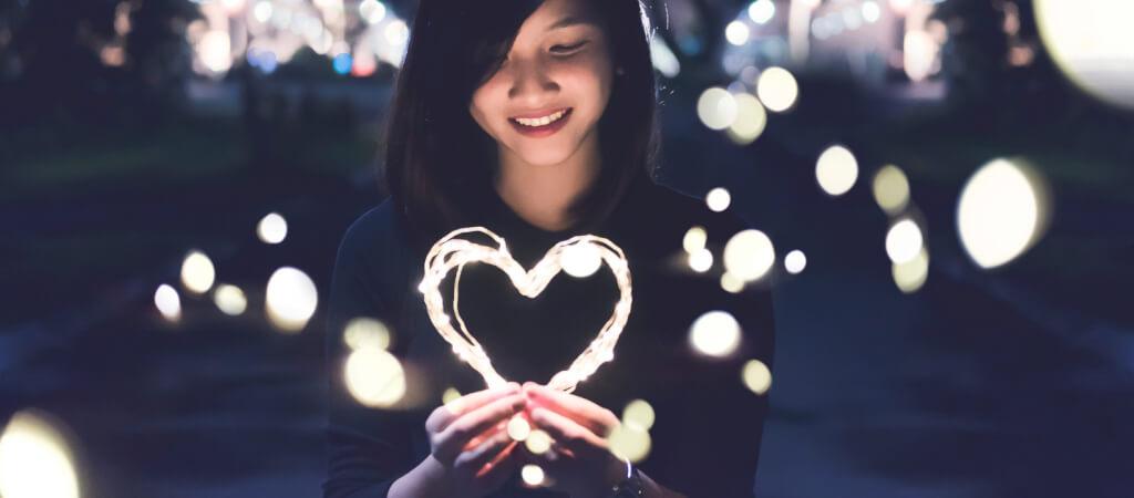 Positive Liebe