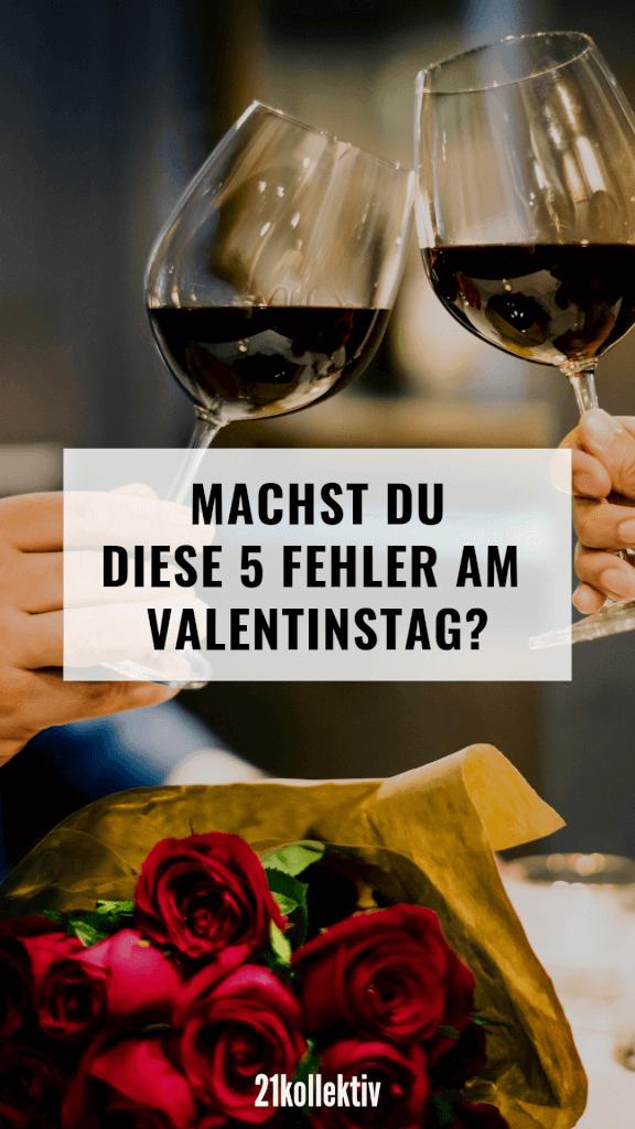 Machst du diese 5 Fehler am Valentinstag?