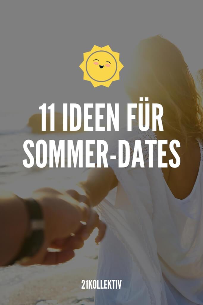 Mehr Zweisamkeit: 11 Ideen für das perfekte Sommer-Date | 21kollektiv