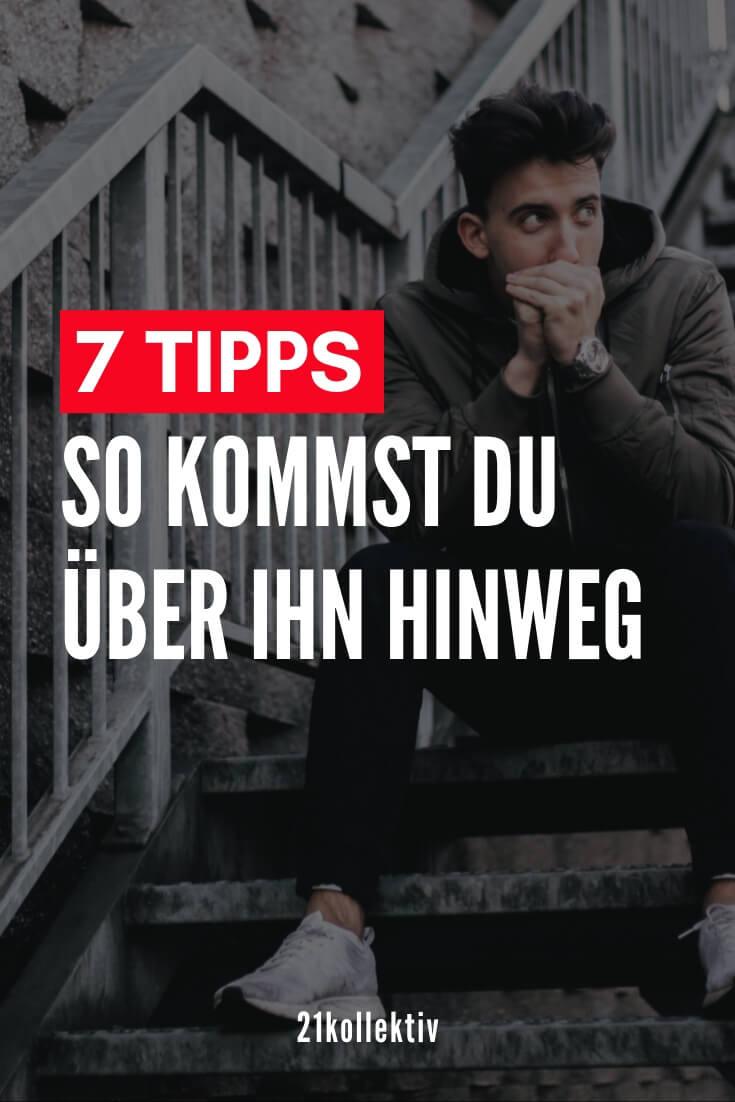 7 Tipps, um Trennungsschmerz zu überwinden & wieder zu lächeln | 21kollektiv