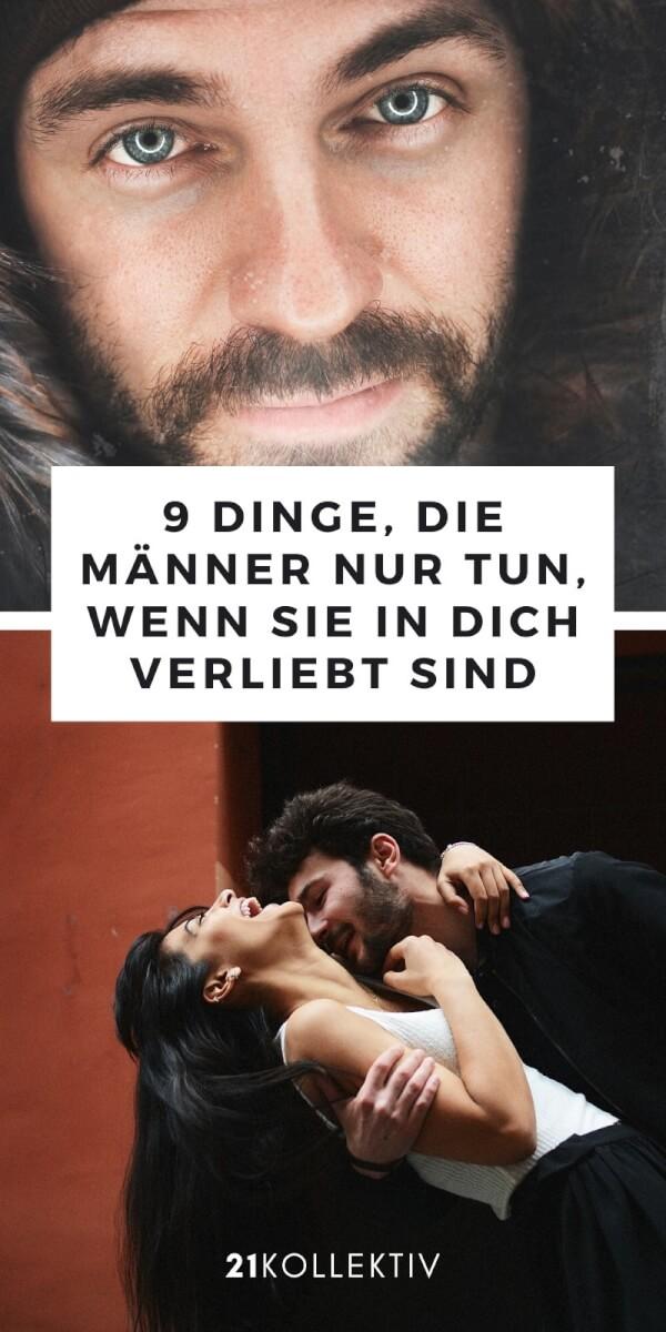 9 Dinge, die Männer nur mit Frauen machen, in die sie verliebt sind | 21kollektiv