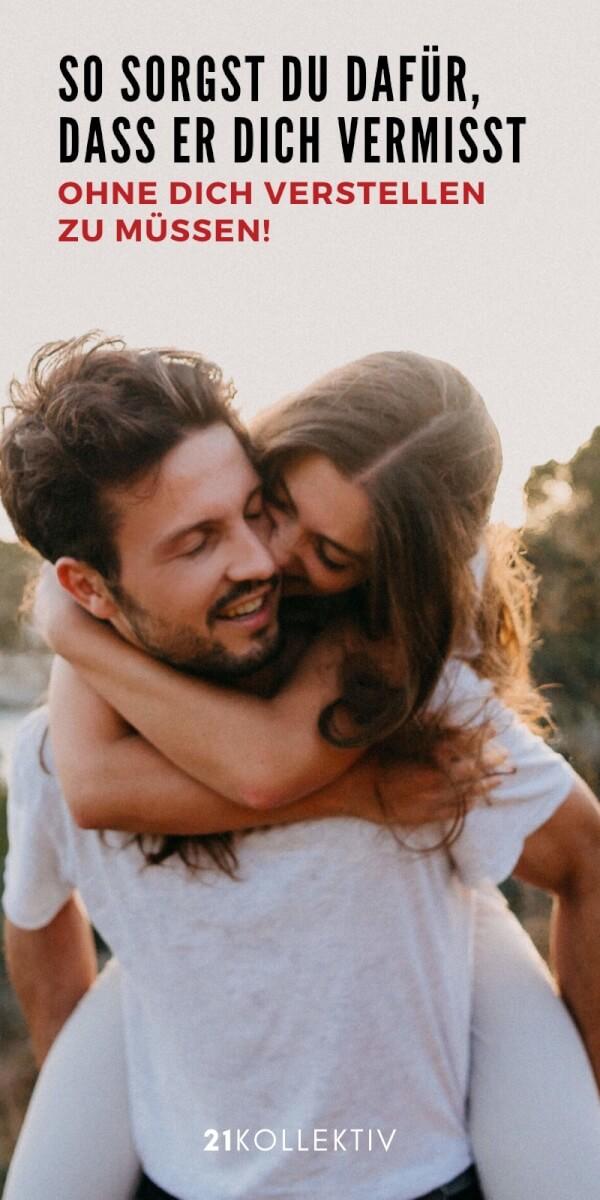 So sorgst du dafür, dass er dich vermisst! | 21kollektiv #dating #single #partnerschaft