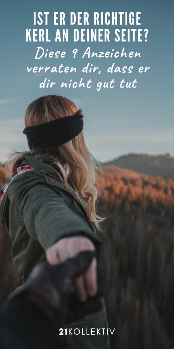 9 Anzeichen dafür, dass er nicht der richtige Kerl für dich ist | 21kollektiv
