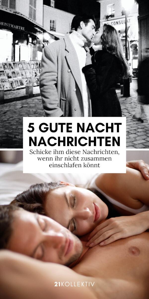 5 wunderbare Ideen für Gute-Nacht-Nachrichten, die du deinem Kerl schicken kannst | 21kollektiv