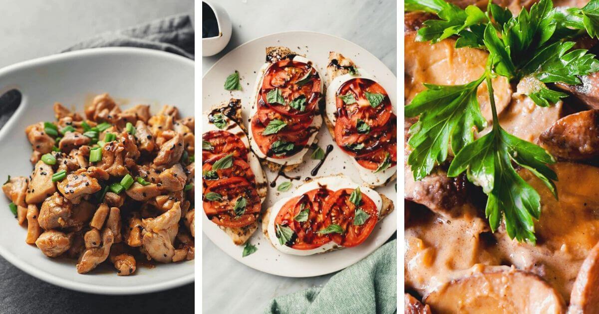 Meine 9 Low-Carb-Lieblingsrezepte für eine gesunde Ernährung