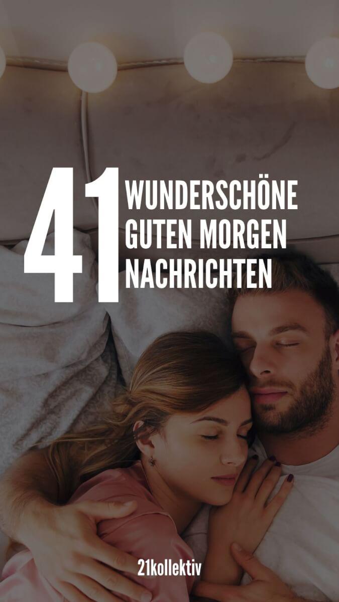 41 Guten-Morgen-Nachrichten, die du deinem Partner schicken kannst