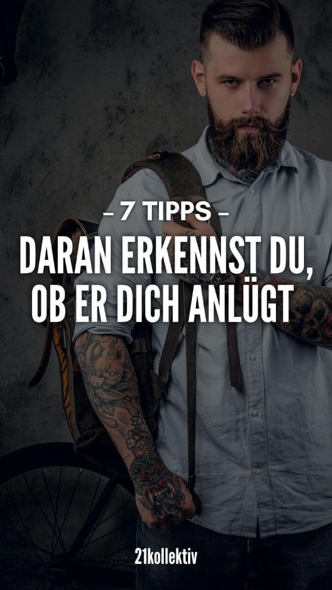 7 Tipps: So erkennst du sofort, ob er dich anlügt!   21kollektiv