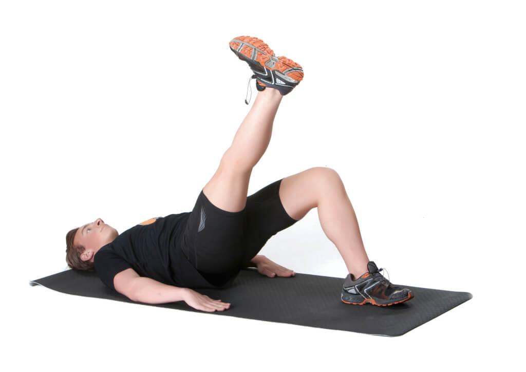 Bei Blood Flow Restriction Training können Muskeln trotz sehr geringer Gewichtslasten aufgebaut werden.