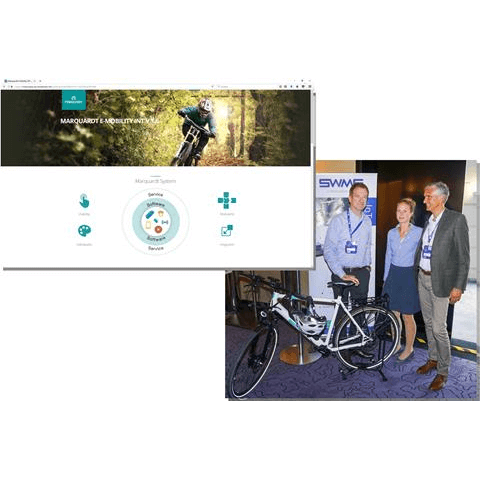 E-Bike Online - Online platform supports maintenance