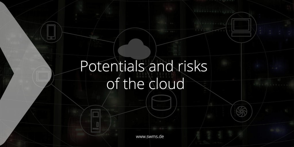 Potentials and risks of the cloud