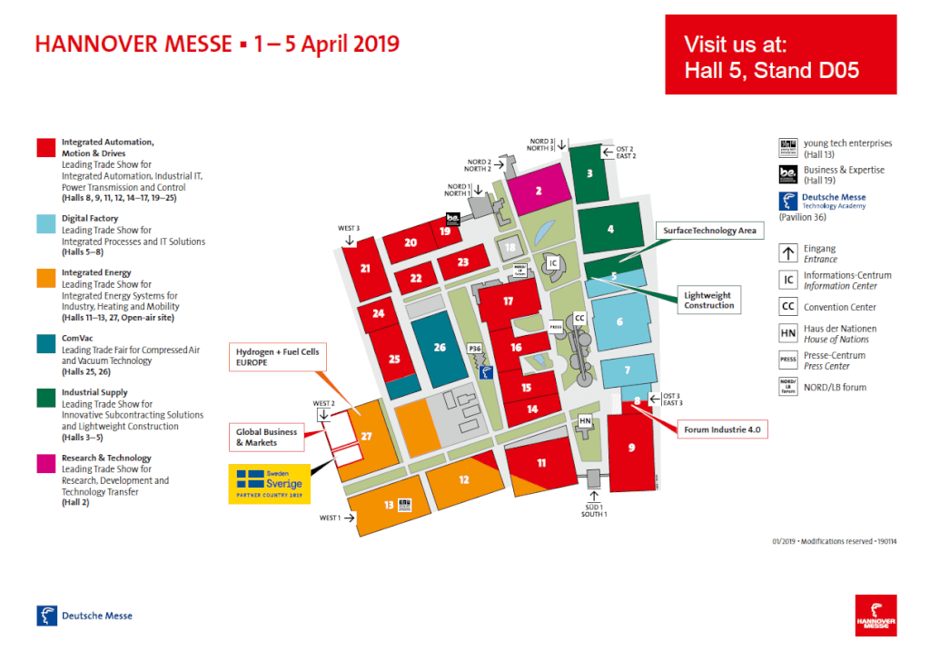 Area Hannover Messe