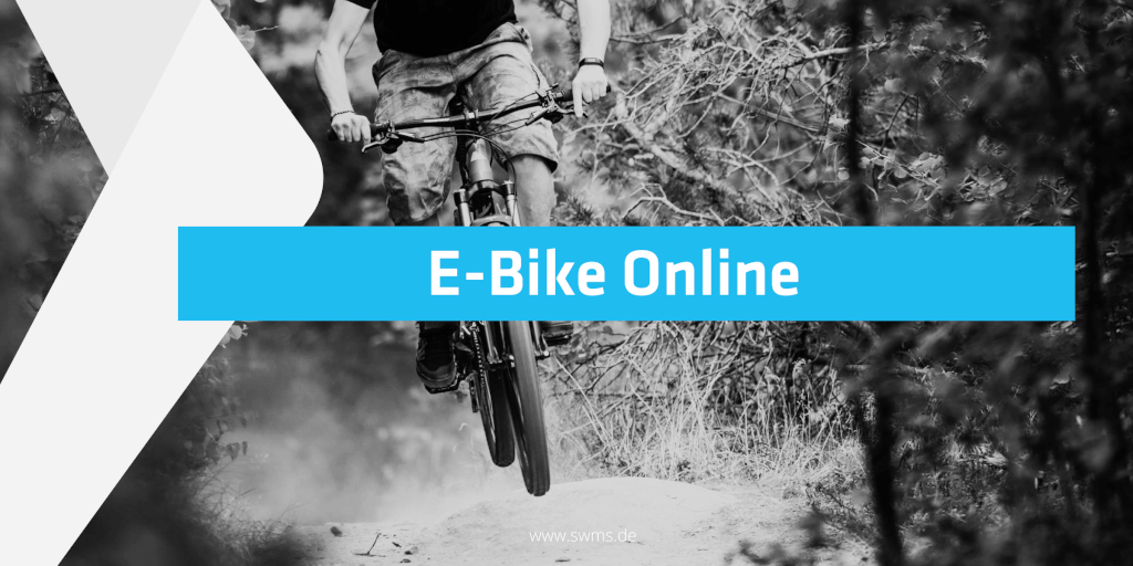 E-Bike Online platform supports maintenance