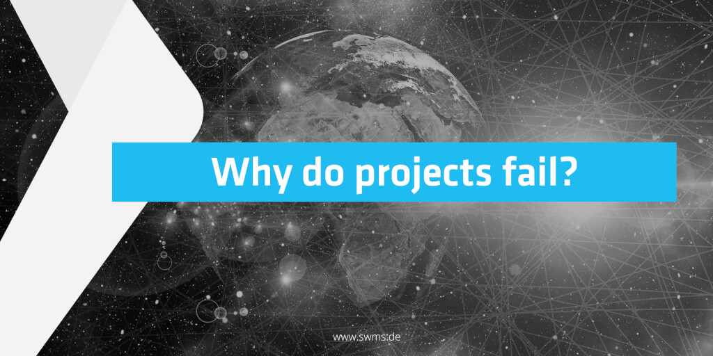 Why do digitalization projects fail?