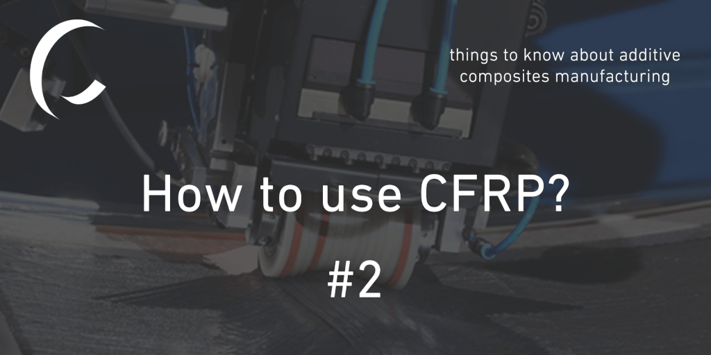 How to use CFRP?