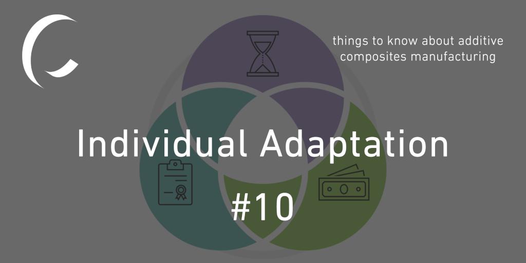Individual Adaptation