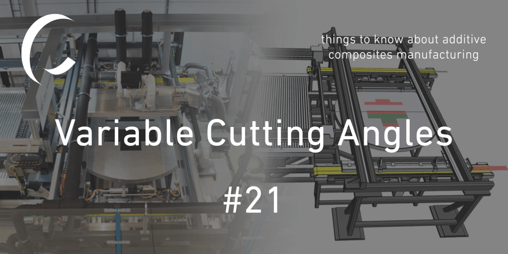 Variable Cutting Angles