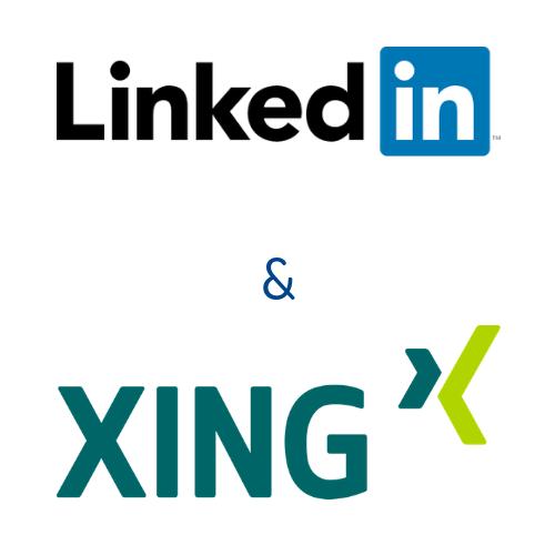 Online Profil - Xing & LinkedIn