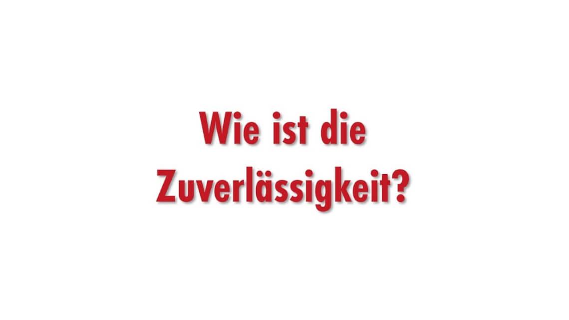 Pillipp Haustechnik GmbH - Zuverlässigkeit