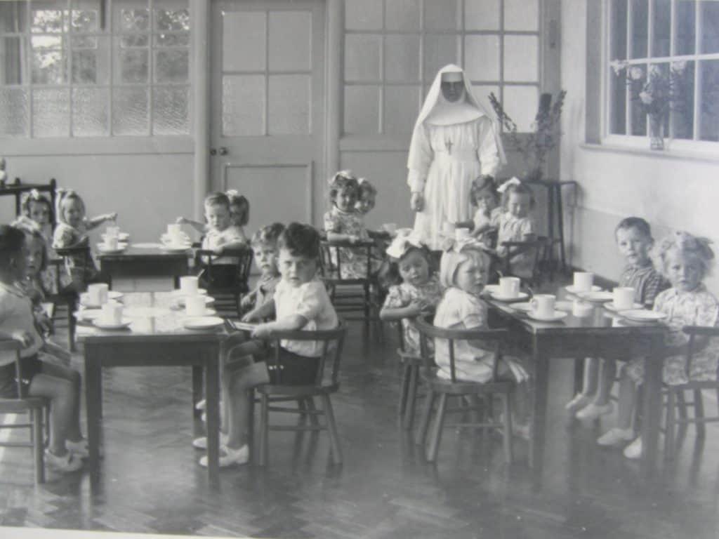 Die unehelichen Kinder in Irland