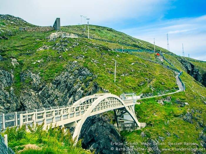 Die Brücke beim Mixen Head ist das Fotomotiv Nummer 1 der Tourismusattraktion.