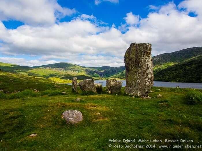 Der Steinkreis von Uragh befindet sich auf der Beara Halbinsel.
