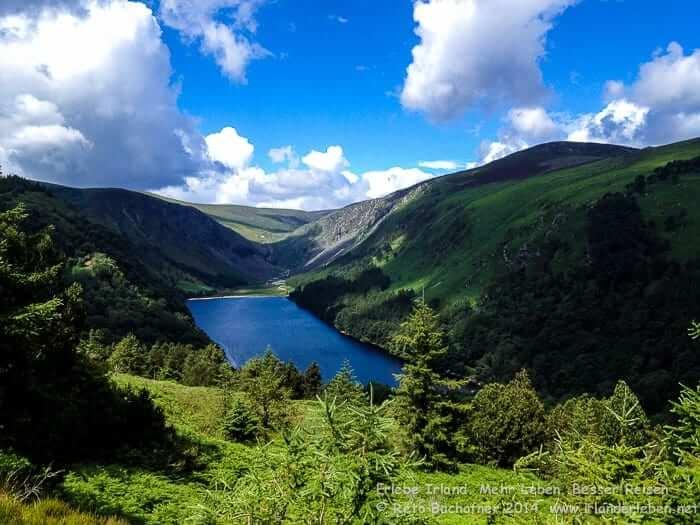 Fernwandern in Irland