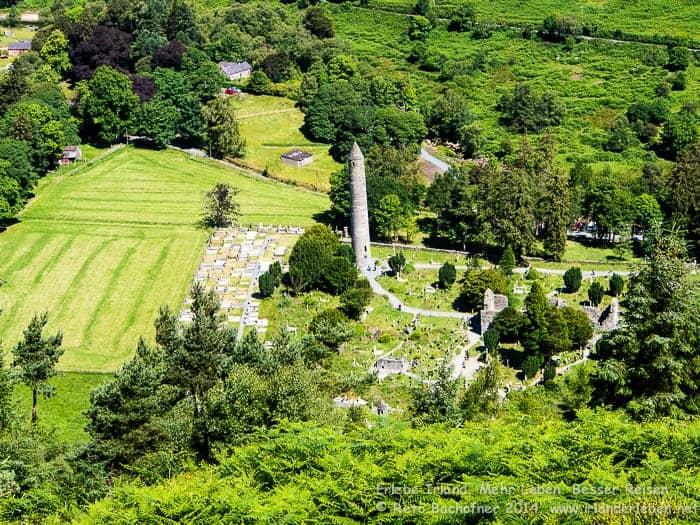 Höhenwanderung in Glendalough
