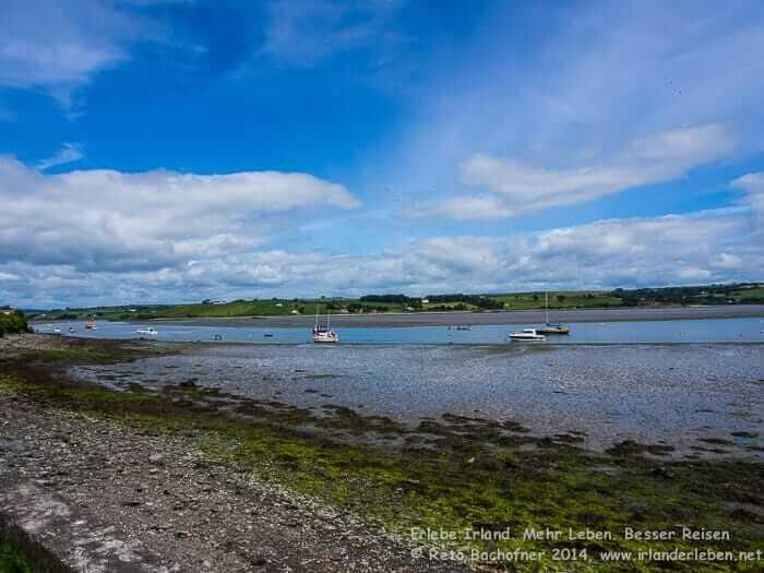 Blick über die Bucht von Courtmacsherry
