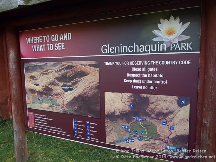 Gleninchaquin Naturpark, Beara