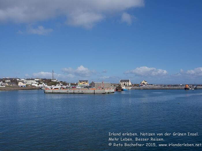 Hafen von Kilronan