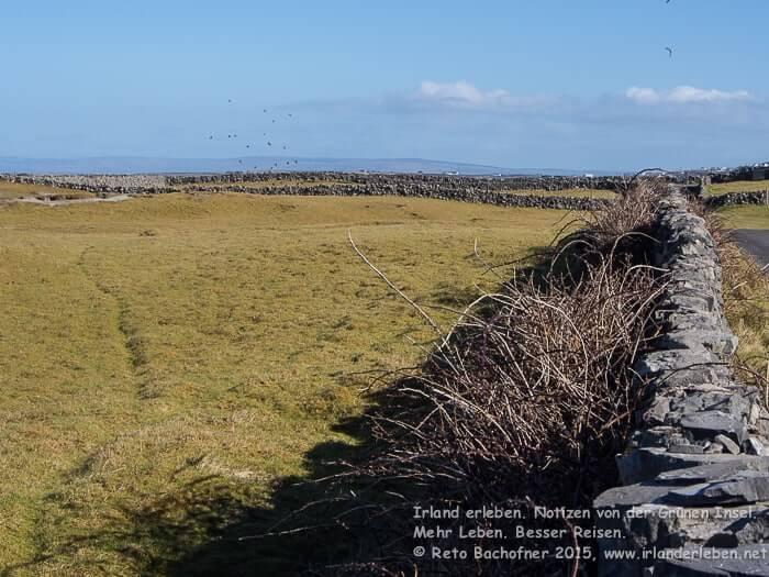 Landschaft auf Inishmore