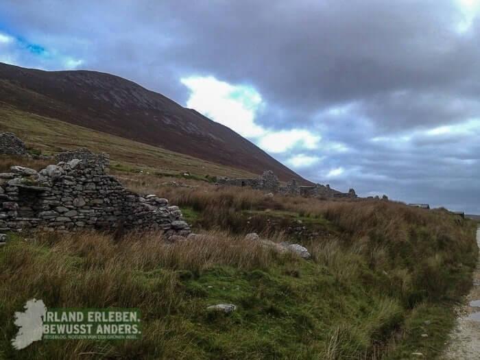 Wandern auf Achill Island