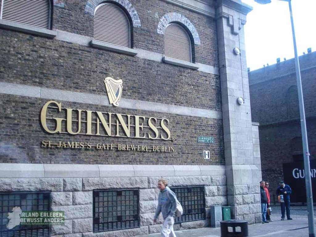 Guinness Brauerei besuchen