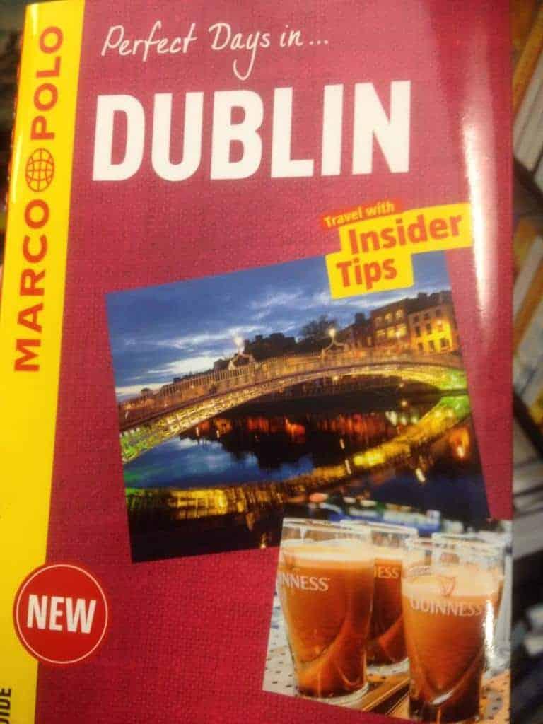 Reiseführer Dublin fürs Smartphone