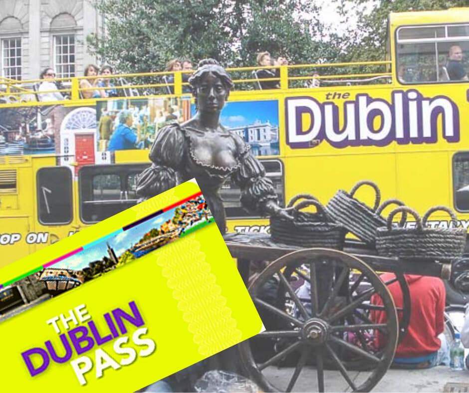 Dein mobiles Ticket in der Dublin Pass App