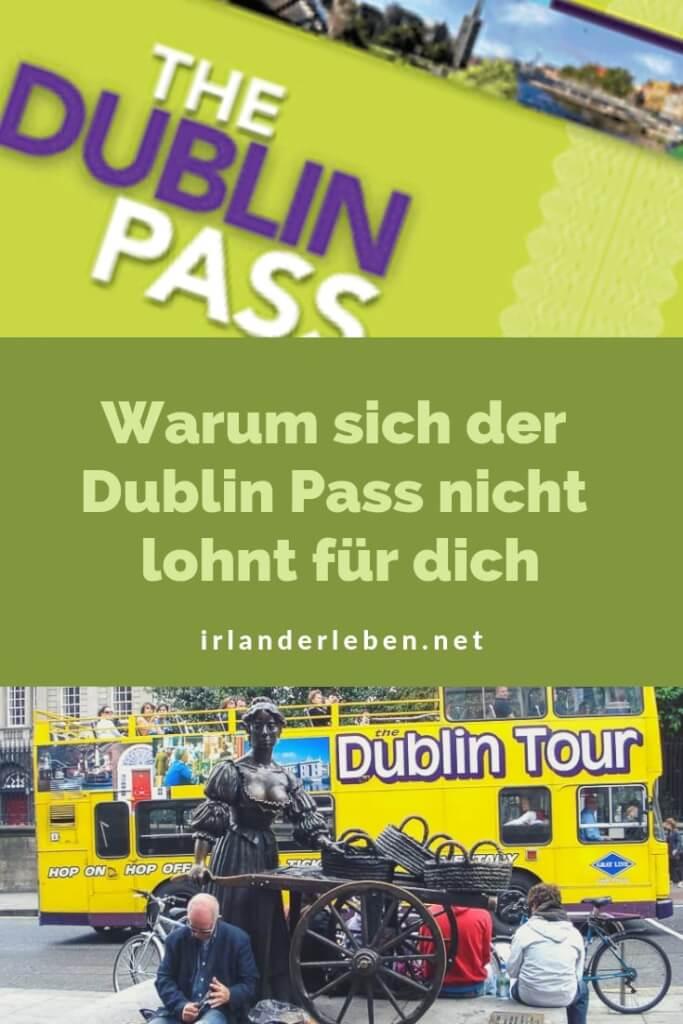 Warum sich der Dublin Pass nicht lohnt