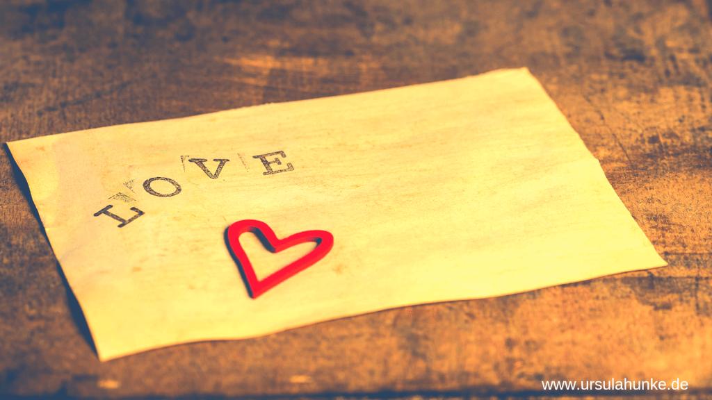 Mama ist verliebt - Hast Du schon mal einen Liebesbrief geschrieben?