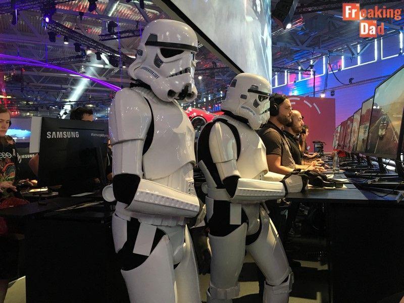 Stormtrooper zocken