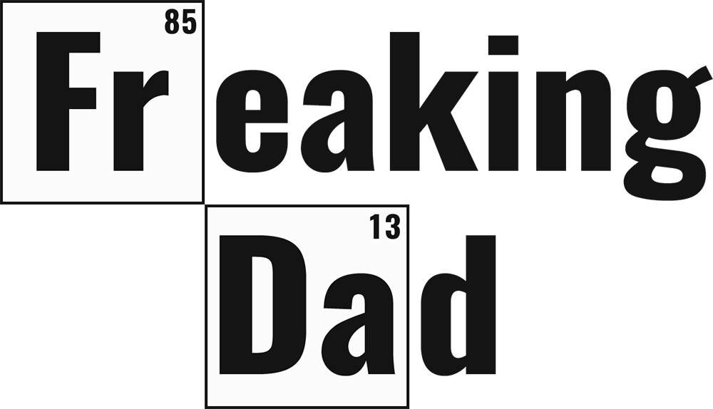 Freaking Dad Logo