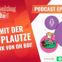Podcast #007: Weg mit der Papa-Plautze! Papa Sport mit York von Oh Boi!