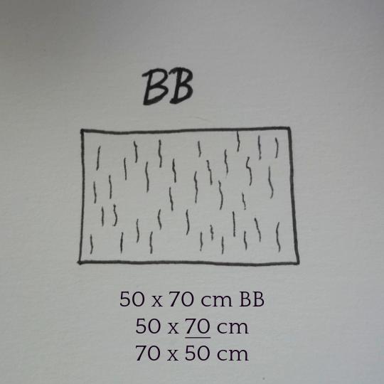 Laufrichtung Breitbahn